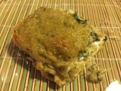 Lasagne alla crema di pesto, ricotta e spinaci